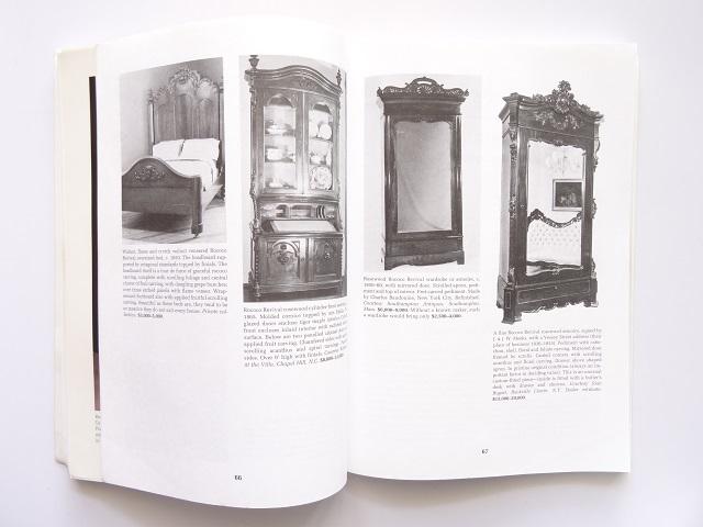 洋書◆ビクトリア期の家具写真集 本 アンティーク 椅子 チェア テーブル チェスト ほか_画像8