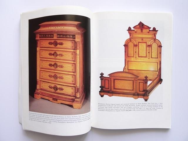 洋書◆ビクトリア期の家具写真集 本 アンティーク 椅子 チェア テーブル チェスト ほか_画像3