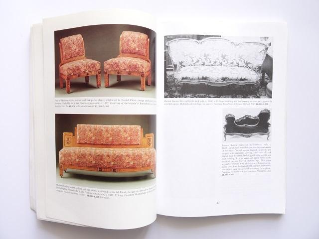 洋書◆ビクトリア期の家具写真集 本 アンティーク 椅子 チェア テーブル チェスト ほか_画像4