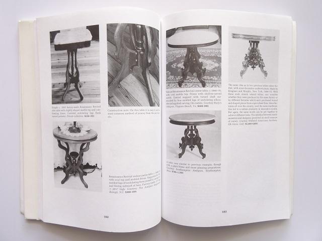 洋書◆ビクトリア期の家具写真集 本 アンティーク 椅子 チェア テーブル チェスト ほか_画像10