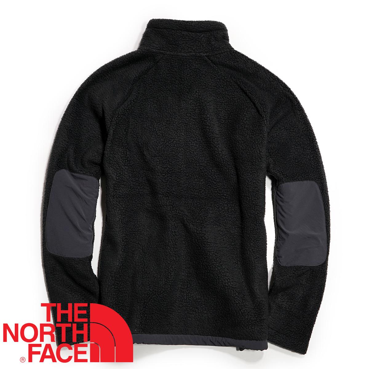 【新品本物 USA購入】THE NORTH FACE ノースフェイス ■ Cragmont Fleece ■ ブラック / L ■シェルパ フリースジャケット 海外限定_画像5