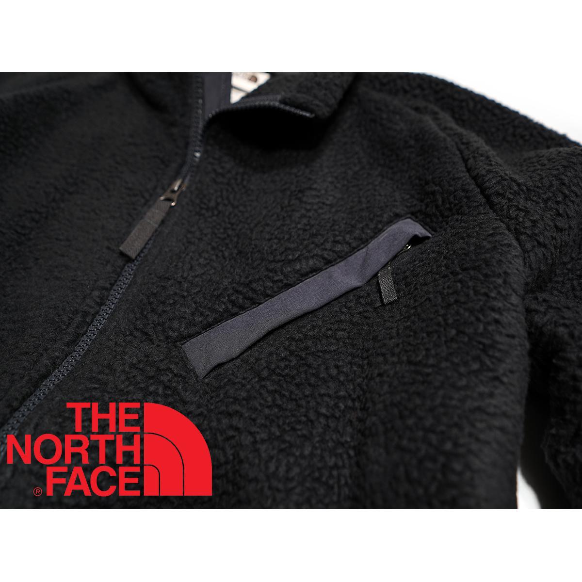 【新品本物 USA購入】THE NORTH FACE ノースフェイス ■ Cragmont Fleece ■ ブラック / L ■シェルパ フリースジャケット 海外限定_画像7
