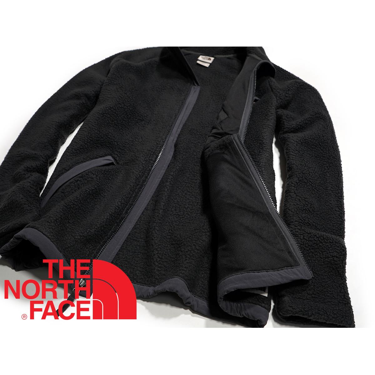 【新品本物 USA購入】THE NORTH FACE ノースフェイス ■ Cragmont Fleece ■ ブラック / L ■シェルパ フリースジャケット 海外限定_画像8