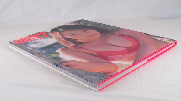 有川知里 1st.写真集『CHIRIPURI 17』初版/2008年【良品】グラビア/アイドル/水着/引退■撮影:若杉 ケンジ #137_画像9