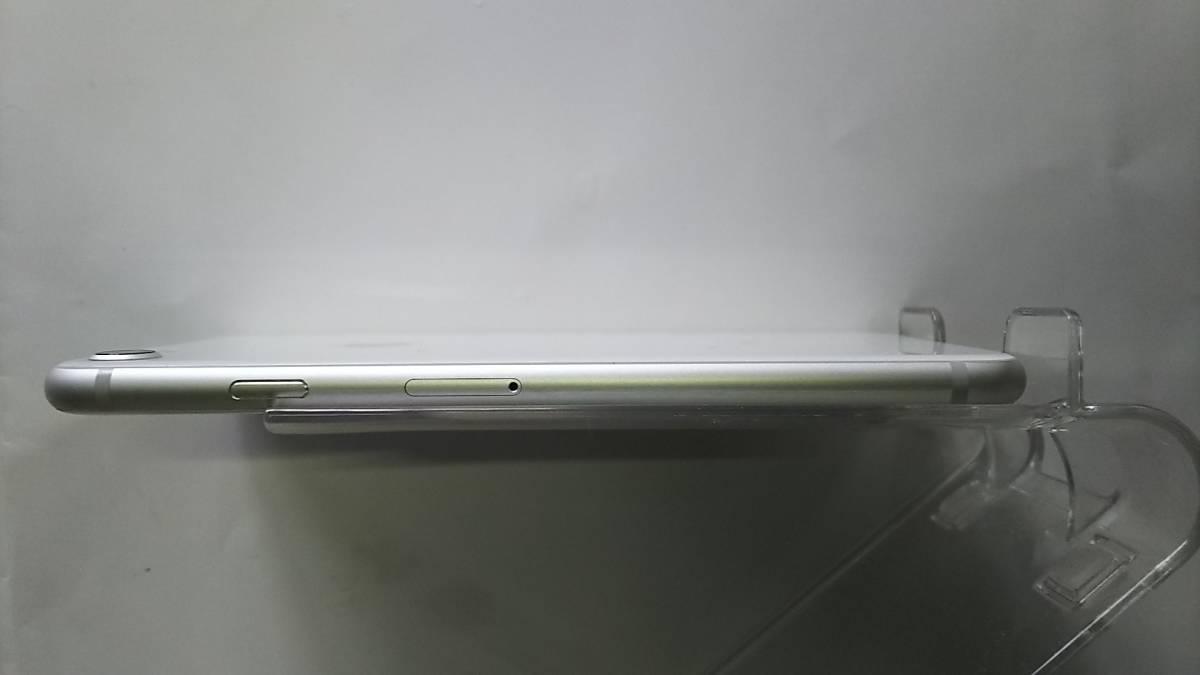 超美品 iPhone8 Silver 256GB SIMフリー _画像4