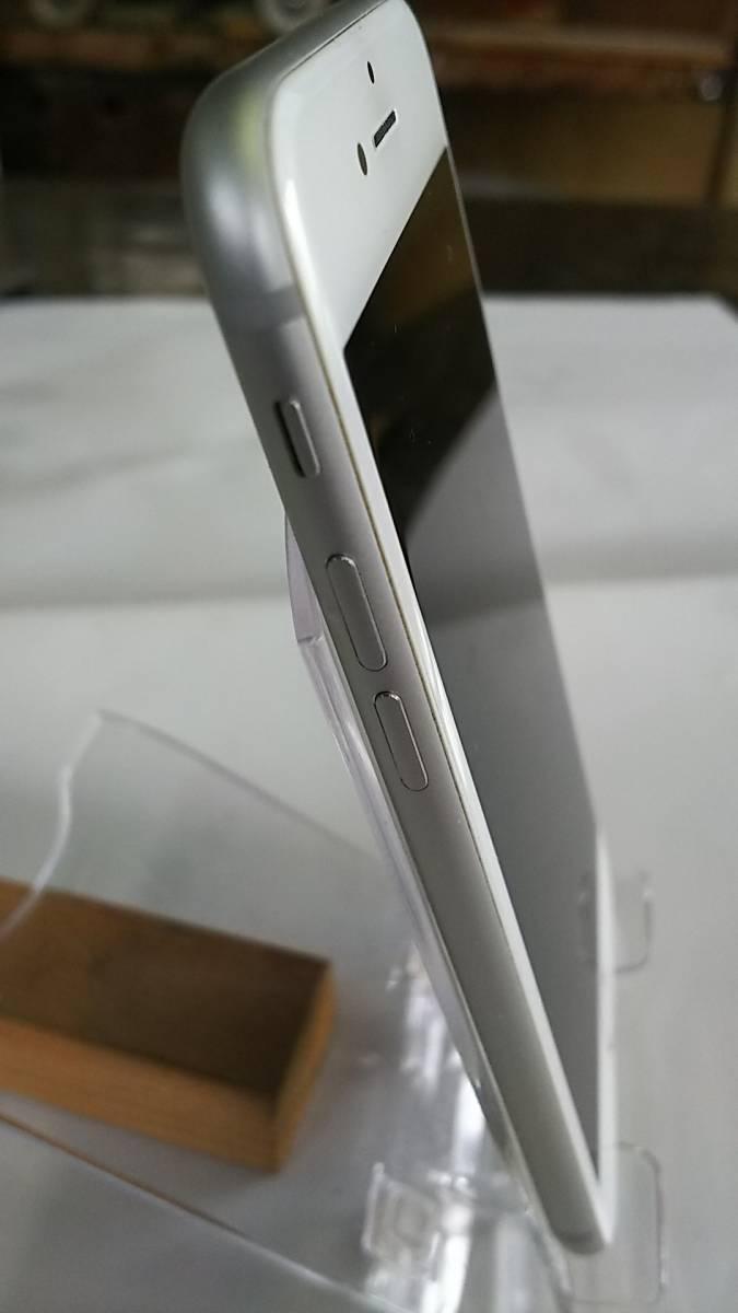 超美品 iPhone8 Silver 256GB SIMフリー _画像3