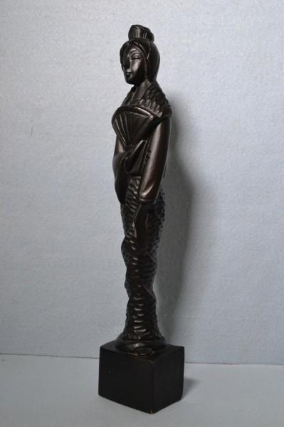 木製人形★彫刻_画像1