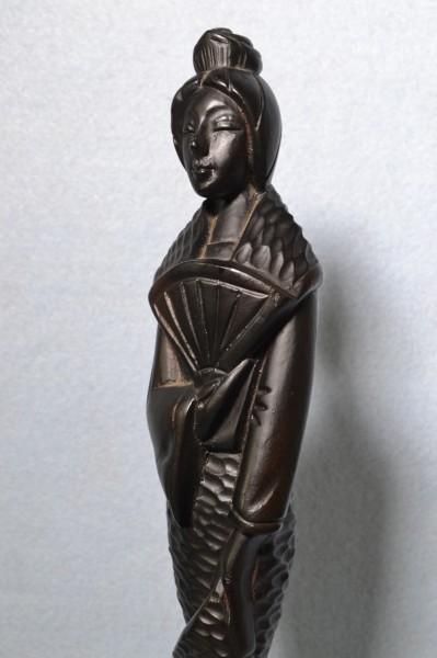 木製人形★彫刻_画像4