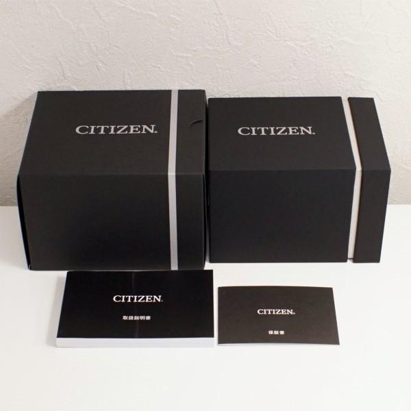 CITIZEN シチズン パーフェックスマルチ3000 ソーラー電波 CB0161-82L メンズ H145-S116643_画像4