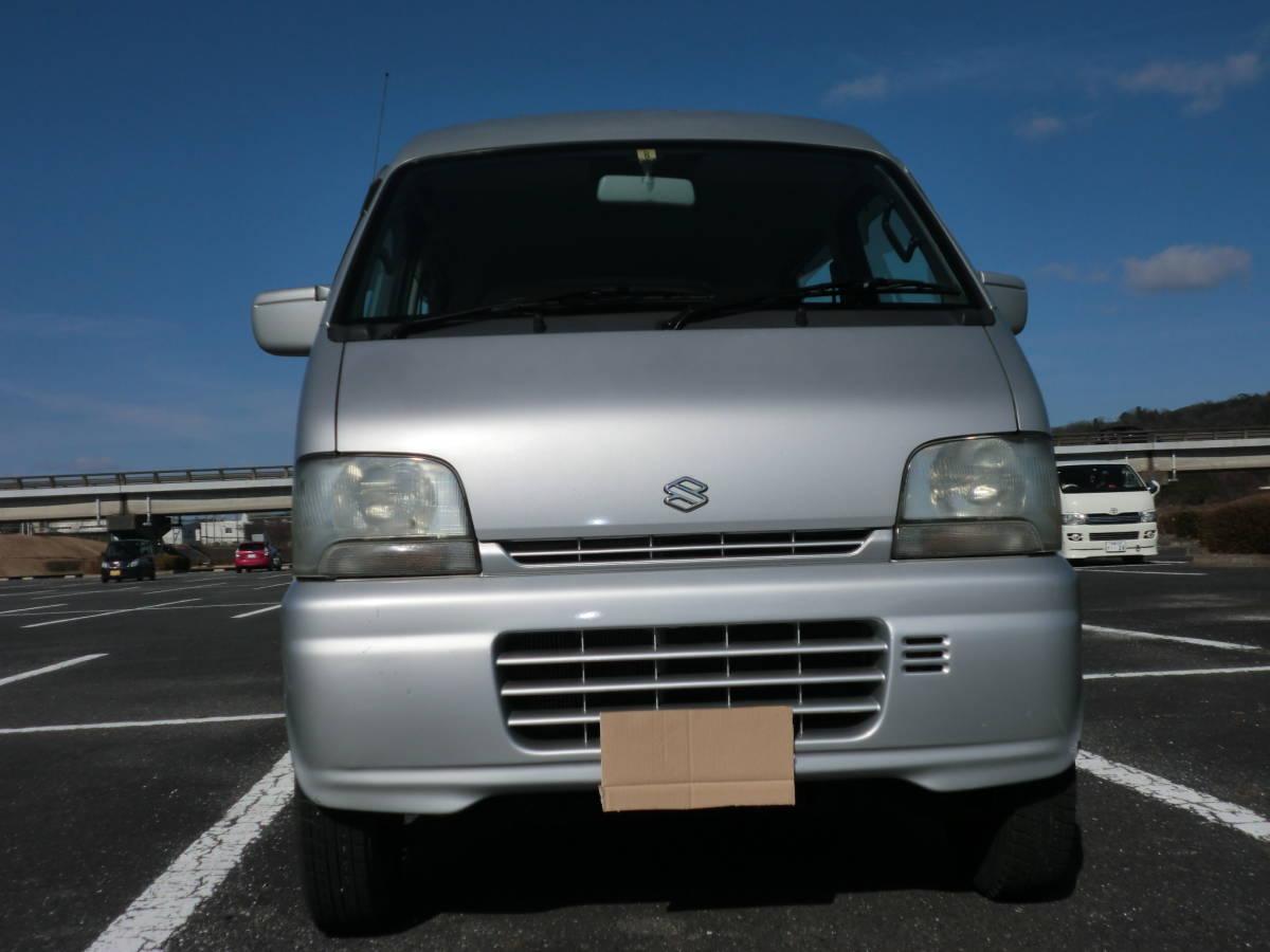 「スズキ エブリイ JOIN?ターボ4WD 5MT」の画像3