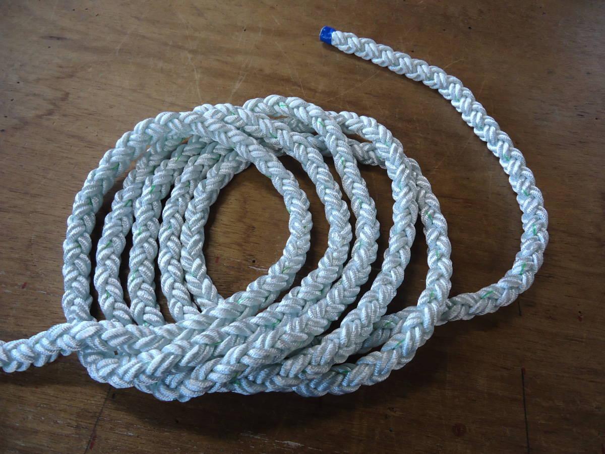 「ナイロンクロスロープ 14Φ 20m 送料無料」の画像1