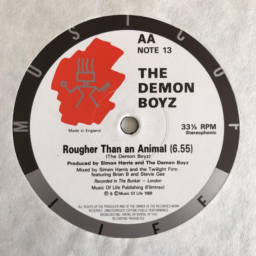 The Demon Boyz - Northside【UK Orig.】【オリジナル】【James Brown/J.B.'s/Southside Movement/Soul Searchersネタ】_画像2