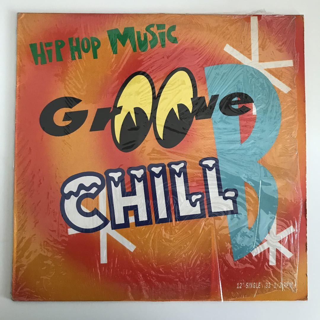 Groove B Chill - Hip Hop Music【US Orig.】【オリジナル】【Honey Drippers-Impeach the President/B.B. King/Marva Whitneyネタ】_画像1