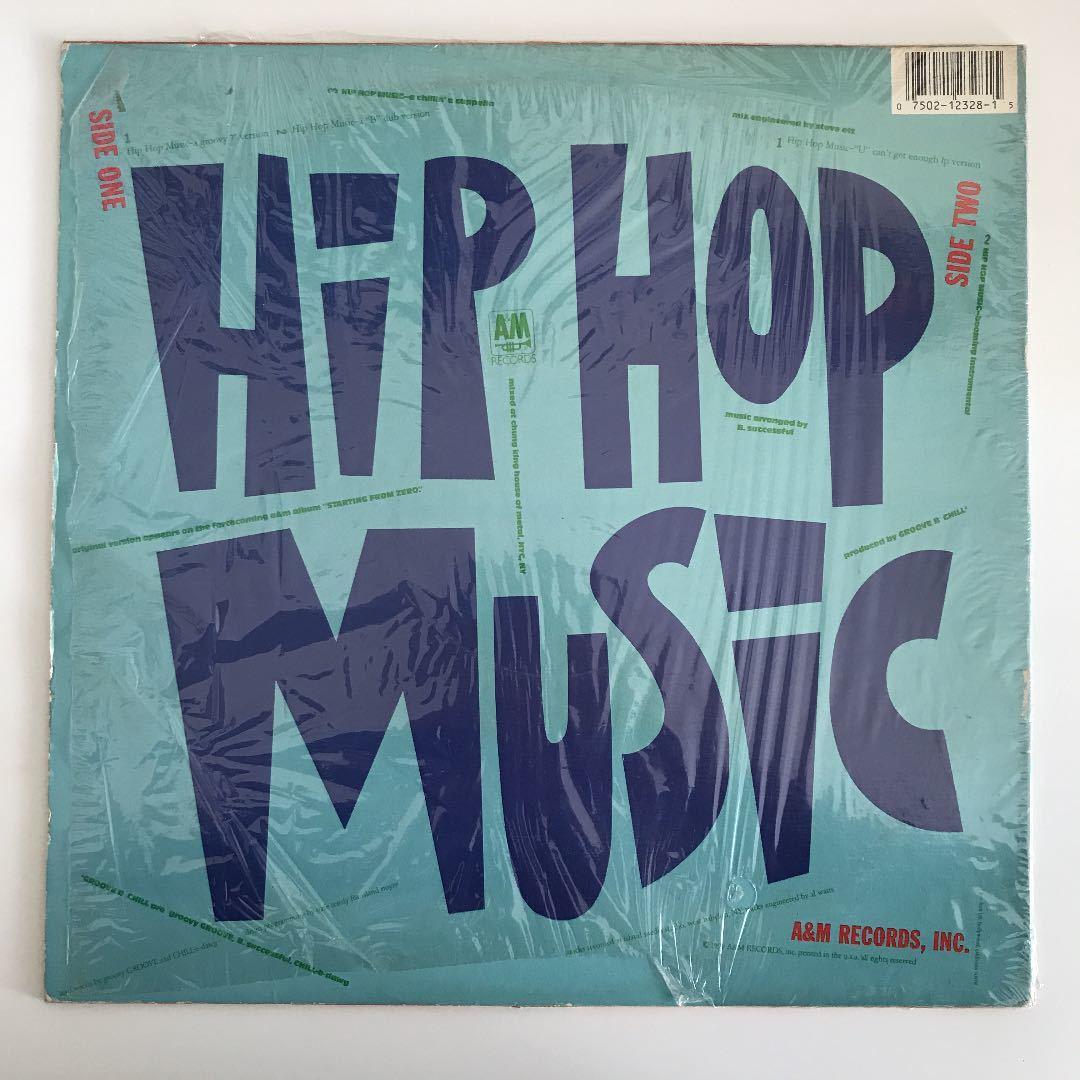 Groove B Chill - Hip Hop Music【US Orig.】【オリジナル】【Honey Drippers-Impeach the President/B.B. King/Marva Whitneyネタ】_画像2