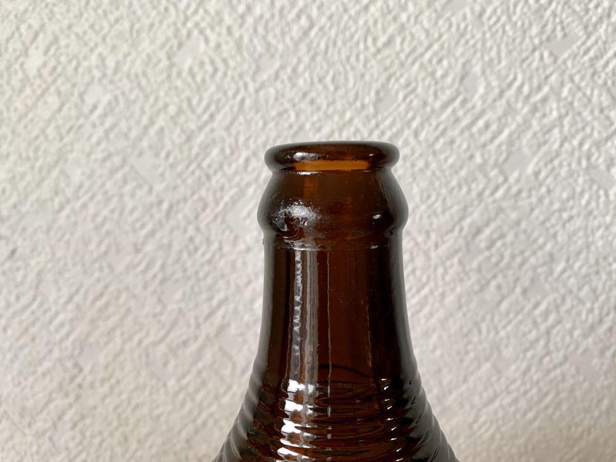 サクラビール キリンビール ビール瓶2本セット 昭和レトロ_画像6