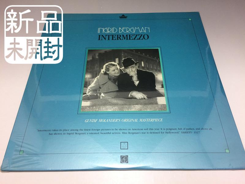★新品未開封★ INTERMEZZO ◆LD(レーザーディスク) 輸入盤 497_画像1