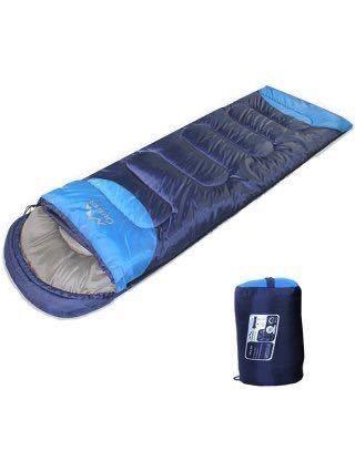 ☆-5度対応 -5℃ シュラフ 1.35kg 寝袋