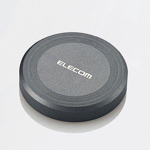 ☆Qi規格対応 ワイヤレス充電器 エレコム 無線充電器┃W-QA01BK_画像2