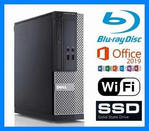 究極◆i7-4790(4.0GHz×8)◆新品SSD 1TB◆ブルーレイ 再生/記録◆16GBメモリ◆USB3.0◆Wi-Fi (無線LAN)◆最新 Windows10◆MS Office2019◆