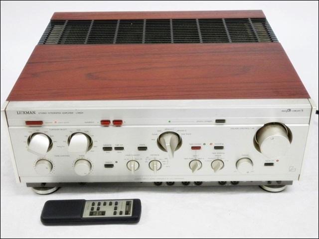 16 52-251035-13 [S] ラックスマン LUXMAN L-550X プリメインアンプ オーディオ機器 福52