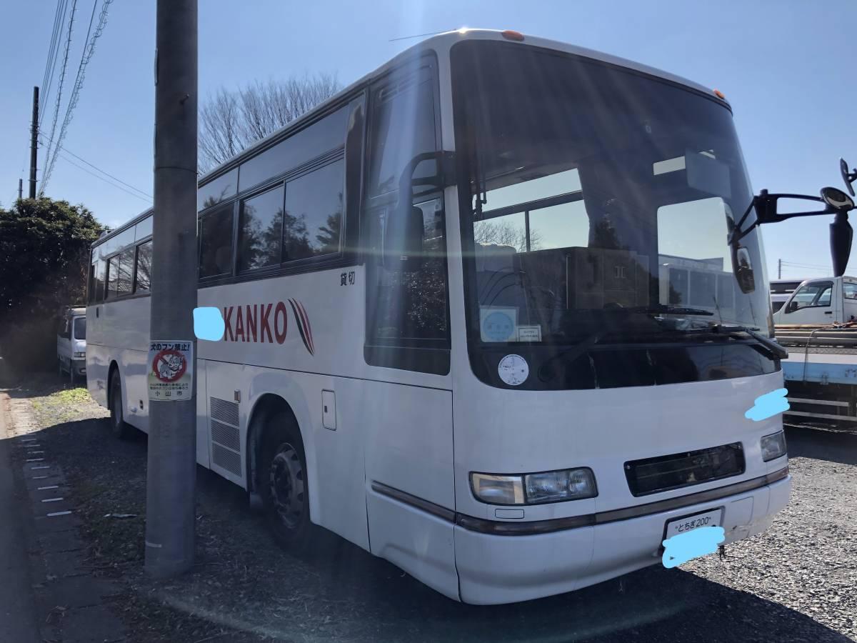 「セレガ 観光仕様 延命装置付き 全国登録可 白ナンバー車検付」の画像2