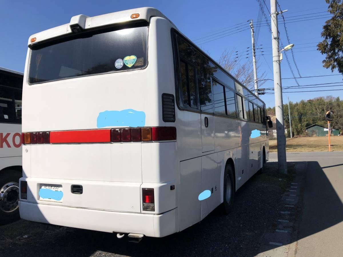 「セレガ 観光仕様 延命装置付き 全国登録可 白ナンバー車検付」の画像3