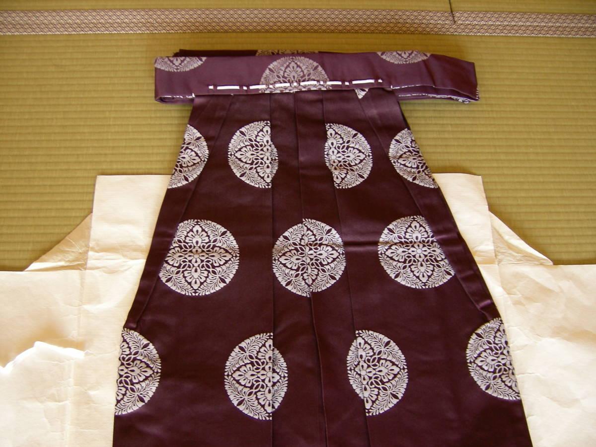 ~奴袴・指貫~検:ぬばかま・神職・神主・装束・雅楽・笙・龍笛