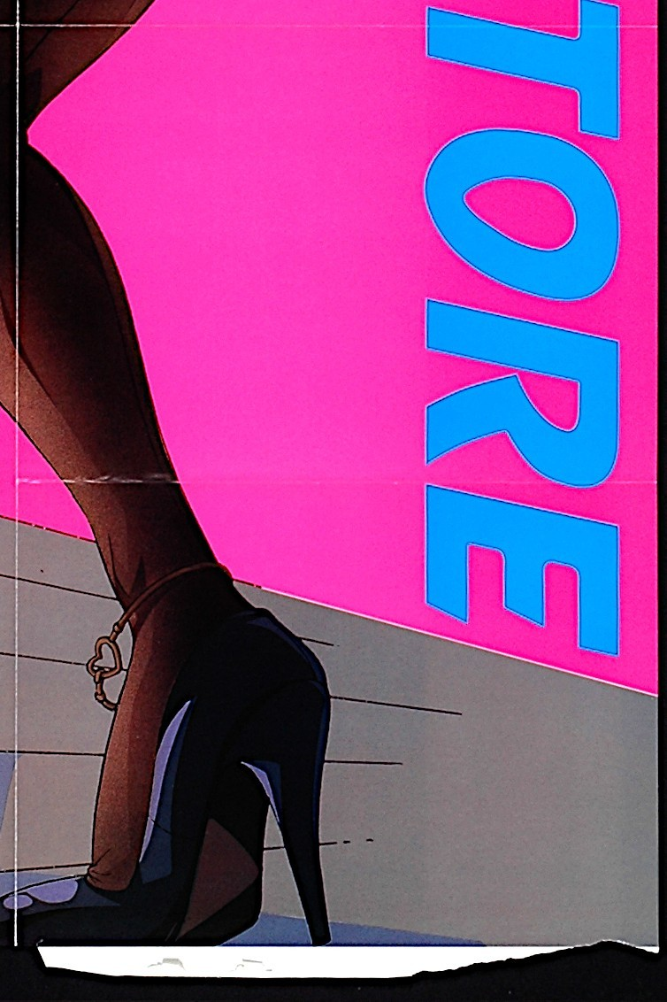 [New Item][Delivery Free]1998 Megastore Confinement A2 Poster(Umetsuki Yukinori/Hinoue Itaru)うめつきゆきのり/樋上いたる[tag2202]_画像8