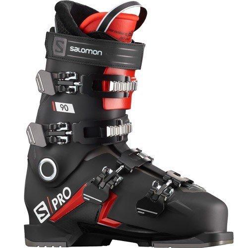 ★SALOMON S/PRO 90 BLACK/RED 26.0/26.5cm 2019-2020 メンズ スキーブーツ_画像1