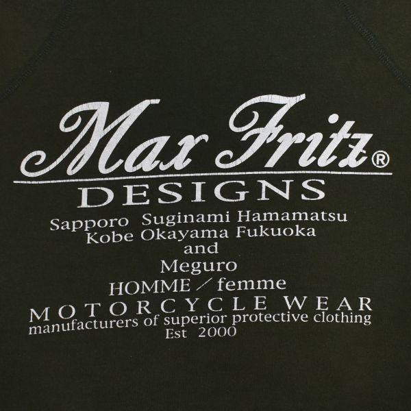 Max Fiitz マックスフリッツ スウェットパーカー_画像3