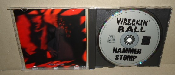 即決 WRECKIN' BALL HAMMERSTOMP 中古CD サイコビリー ネオロカビリー ロックンロール パンク PSYCHOBILLY ROCKABILLY PUNK ROCK'N'ROLL_画像2