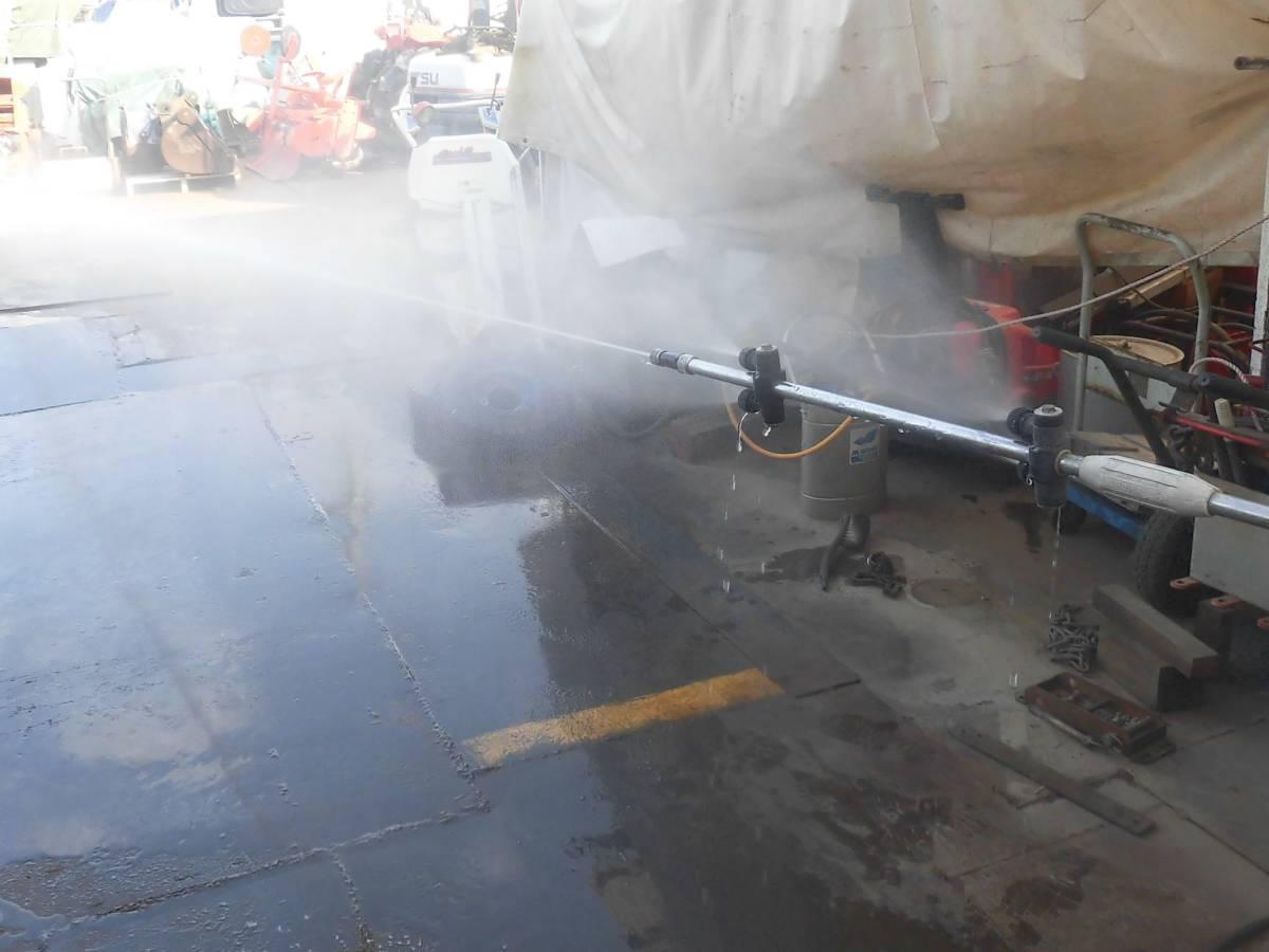丸山 動力噴霧機 MS511 R2 130m巻 コントローラー無し_画像2