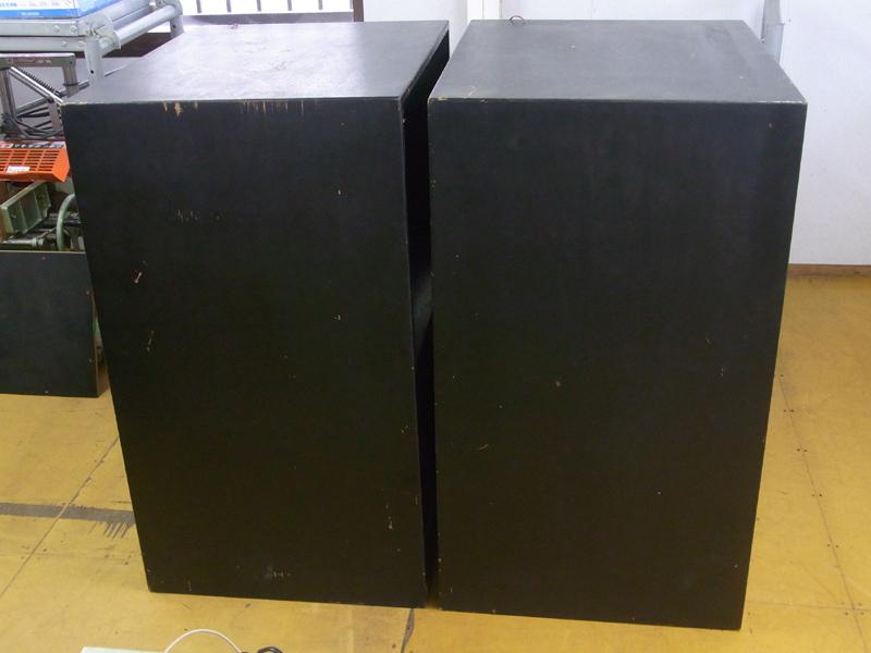ALTEC LANSING スピーカー A7-XP ? 416-8B N1209-8A 中古 エンクロージャ付きペア 発送不可_画像3