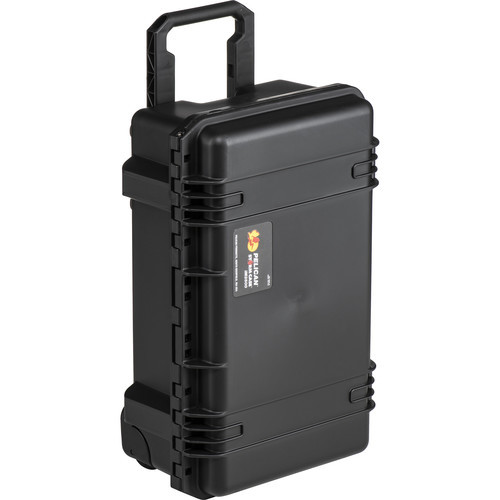 Pelican iM2500 Black with Grey Padded dividers.
