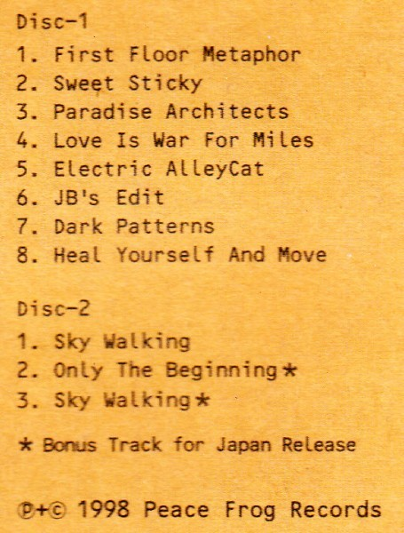 【THEO PARRISH/FIRST FLOOR】 国内ボーナストラック収録/日本盤2CD・帯付/名盤/検索moodymann kdj_画像2