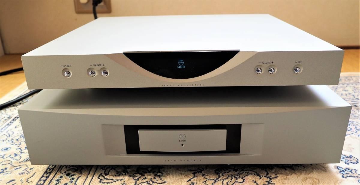 正規代理店商品 LINN KLIMAX KONTROL SE Up Grade済 DPS電源搭載 美品 正常動作品 リン クライマックス コントロール
