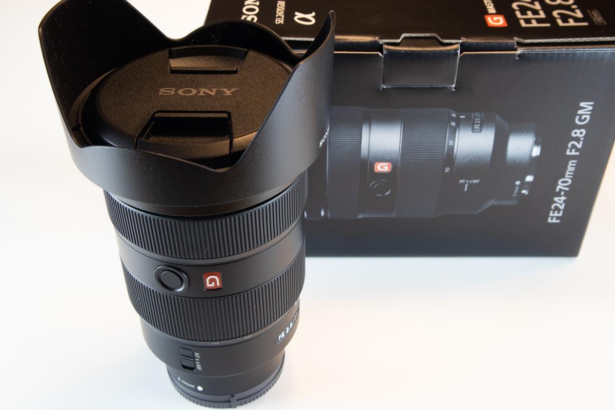 ★1月購入極上品★SONY ソニー FE 24-70mm F2.8 GM SEL2470GM