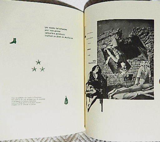 ☆アール・ヴィヴァン 25号 特集:骰子の七番目の目 西武美術館 1987.6 マルセル・デュシャン/ジョルジュ・ユニェ/シュルレアリスム☆_画像7