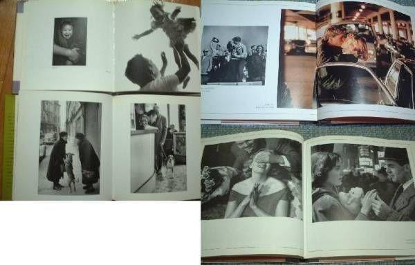 写真集3冊/パリの犬/みんな笑って/Life & Love: A Book of Embraces/白黒バーナビィコンラッド Little Brown ブルースヴェリック_画像3