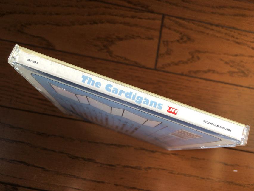 CD THE CARDIGANS ザ・カーディガンズ LIFE ライフ