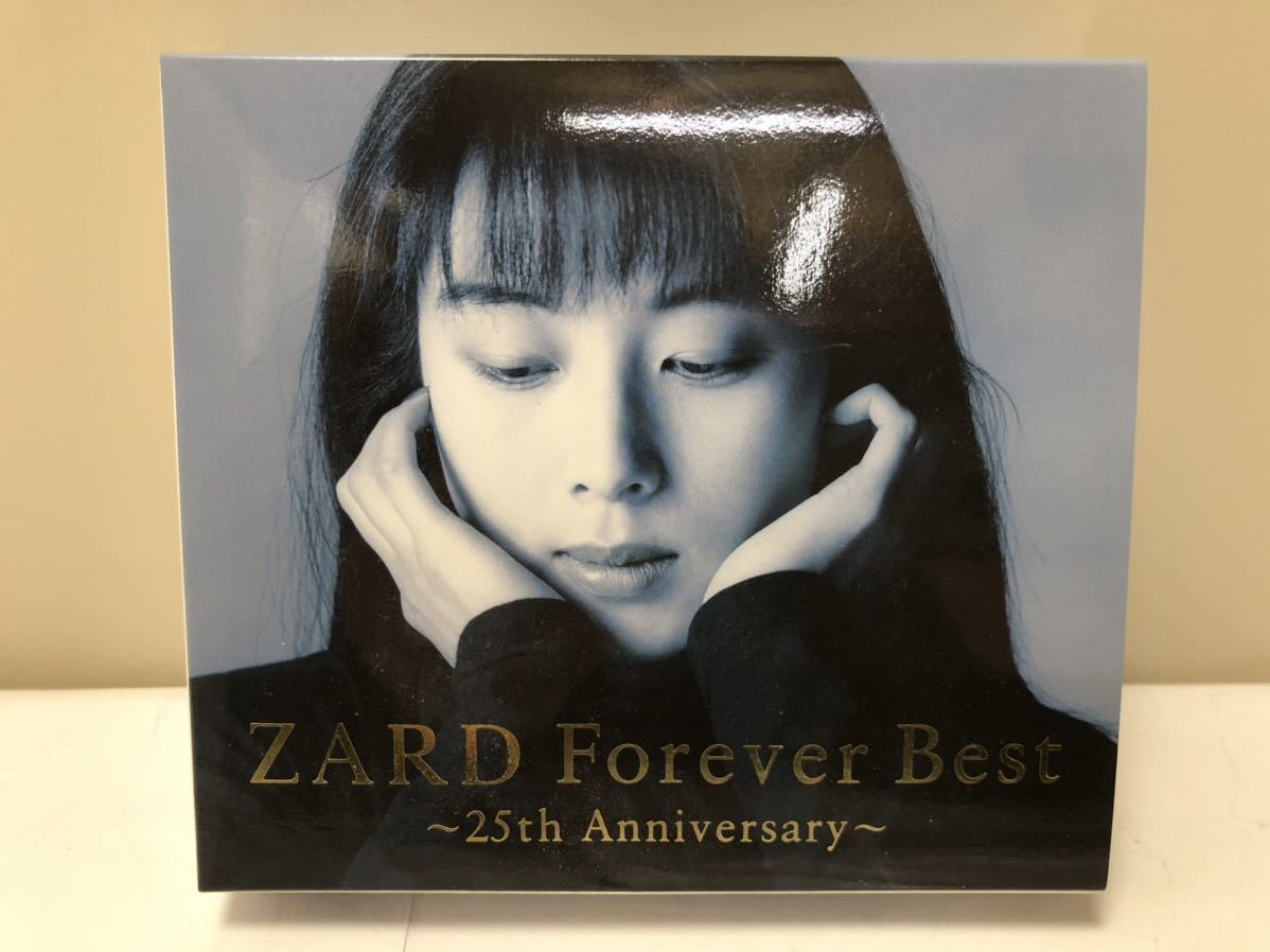 中古品ZARD Forever Best~25th Anniversary~ (4Blu-spec CD2) 坂井泉水 BEST The Single Collection 軌跡
