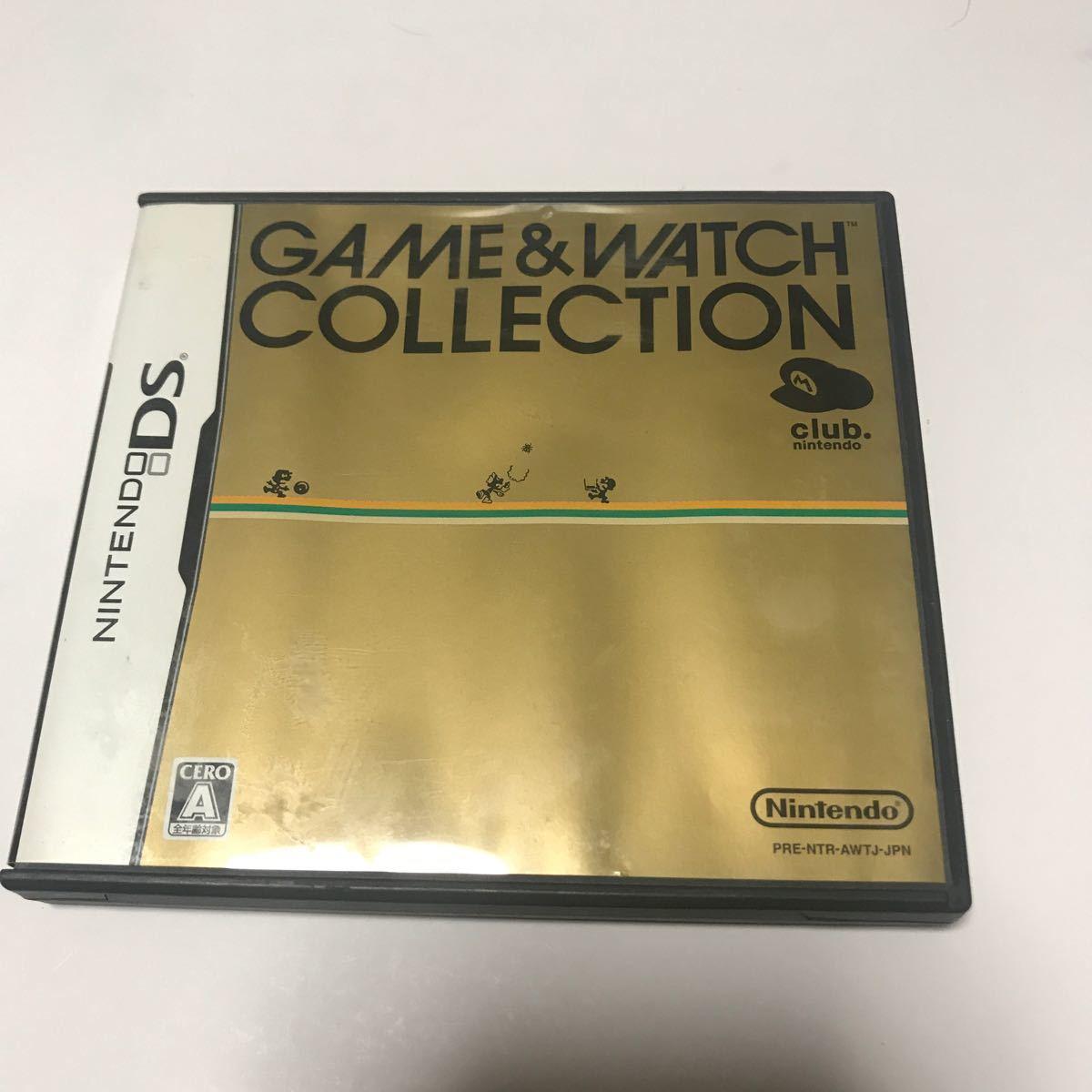 DSソフト ゲームウォッチコレクション