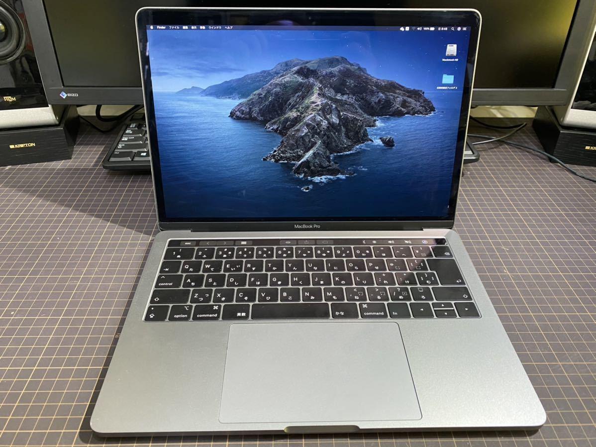 ◆◆◆MacBook Pro◆Core i5 1.4GHz / 8GB / 128GB / 13inch / 2019年◆現行モデル◆USB