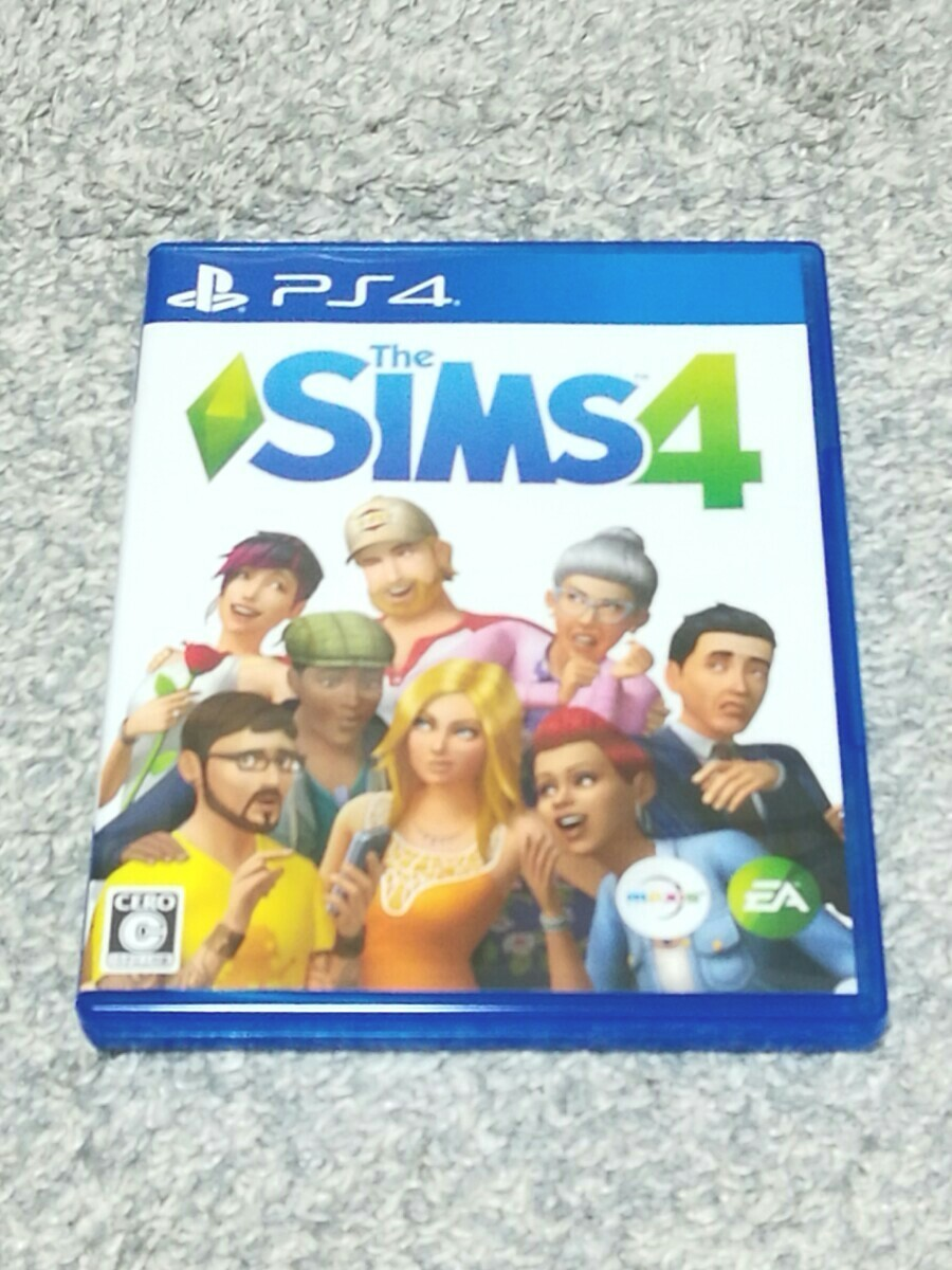 PS4 SIMS4