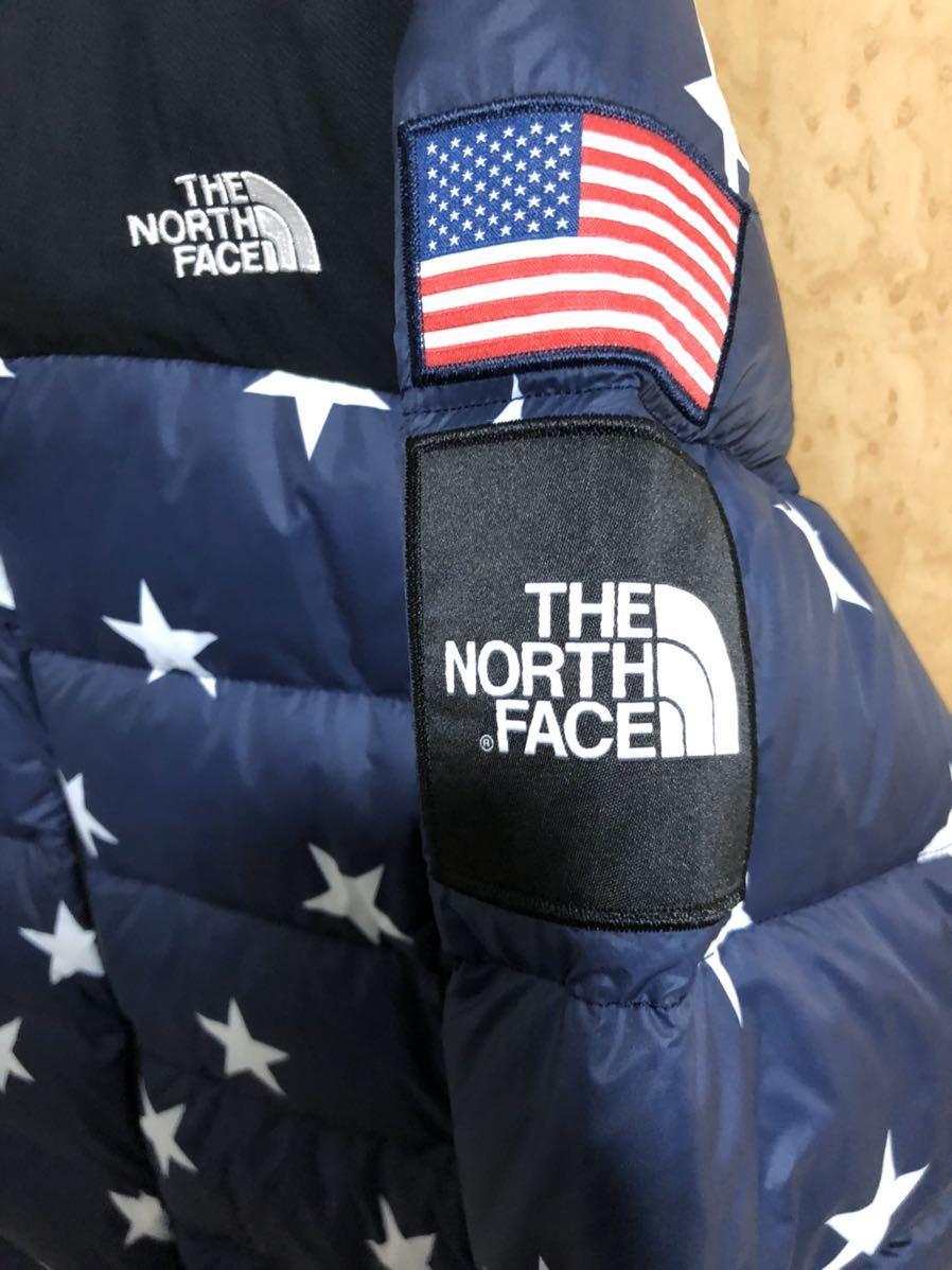 THE NORTH FACE INTERNATIONAL COLLECTION PACK NUPTSE DOWN JACKET ノースフェイス インターナショナル コレクション パック ヌプシS