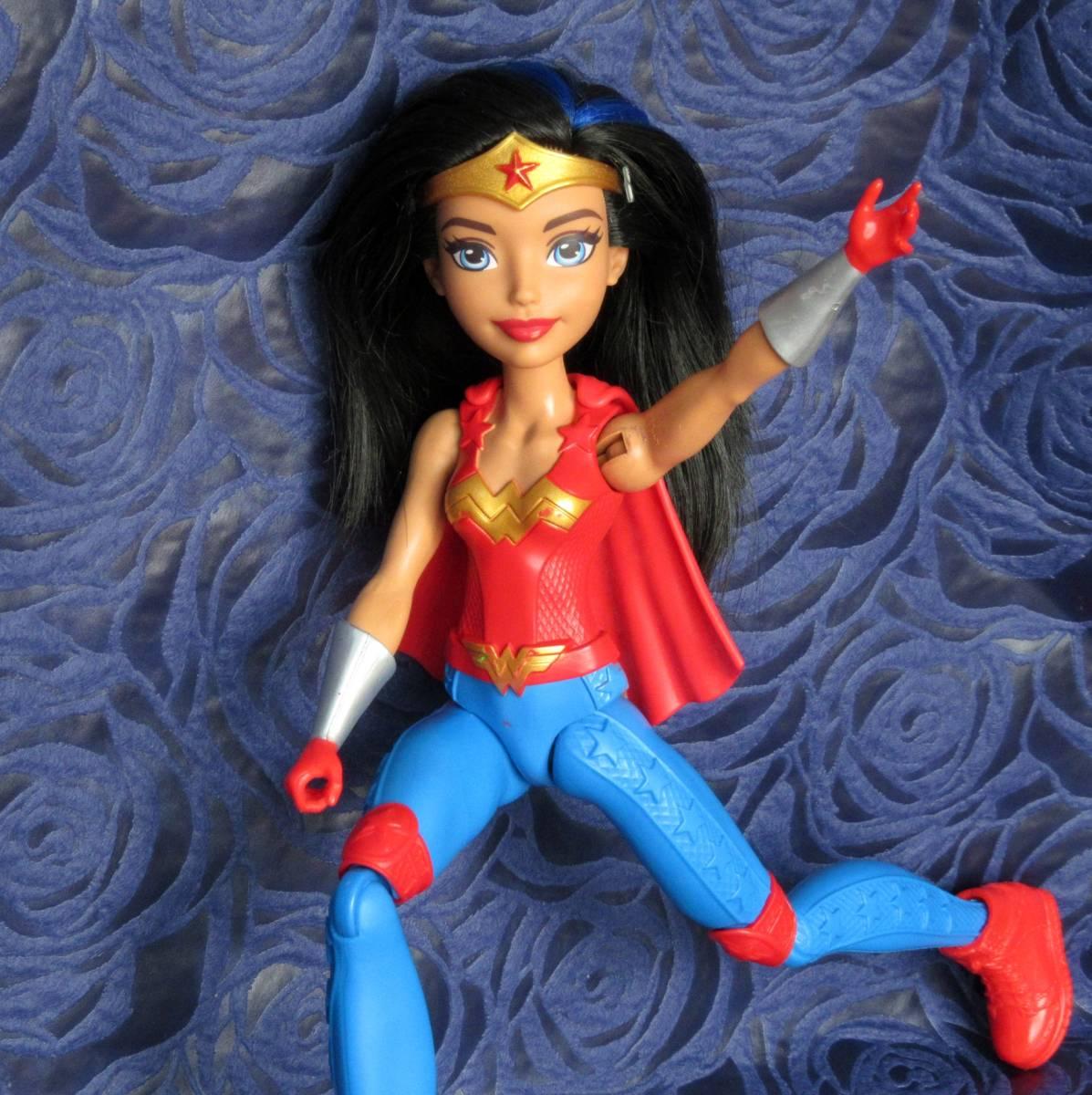 DC Comics DMM24 Super Hero Girls 12 inch Wonder Woman Doll