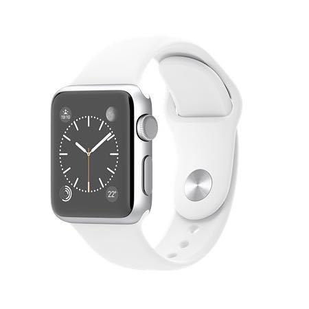 中古 Apple Watch アップルウォッチ 第一世代 38mmシルバー