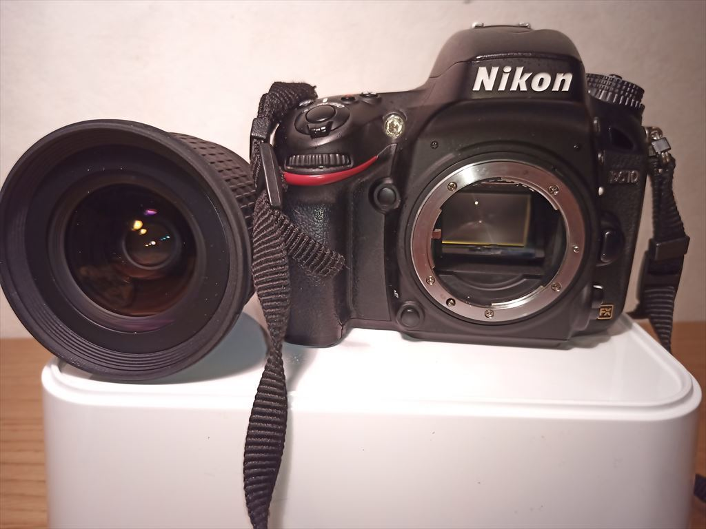 Nikon デジタル一眼レフカメラ D610 SIGMA 単焦點広角レンズ 28mm F1.8 EX DG ASPHERICAL MACRO ニコン用 フルサイズ対応