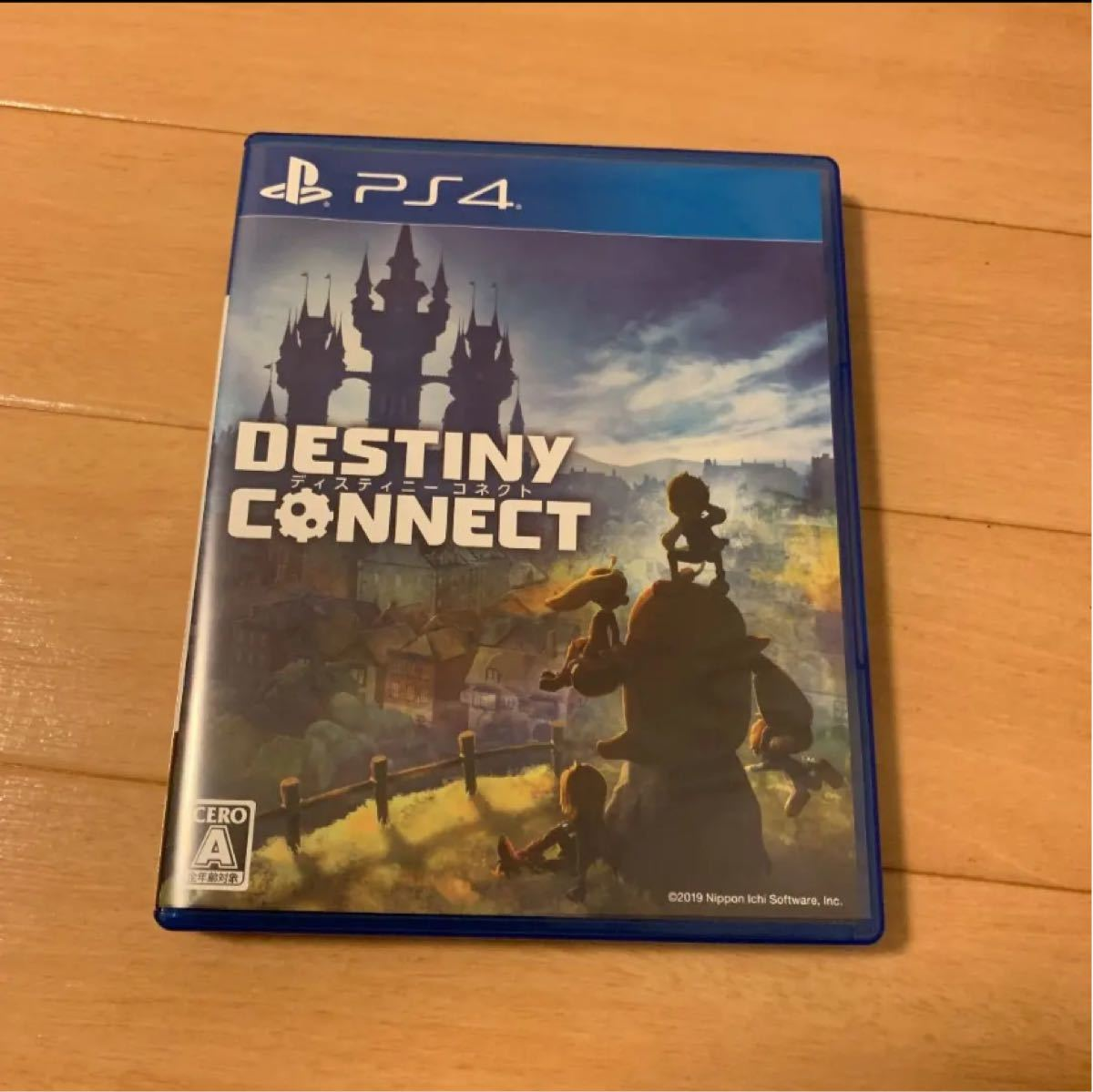 PS4 DESTINY CONNECT ディスティニーコネクト