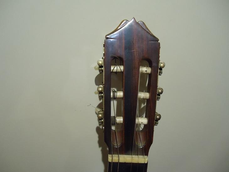 ★ARIA★アリア★CONCERT GUITER★AC-20★クラシックギター★弦1本なし★コンサートギター★_画像4